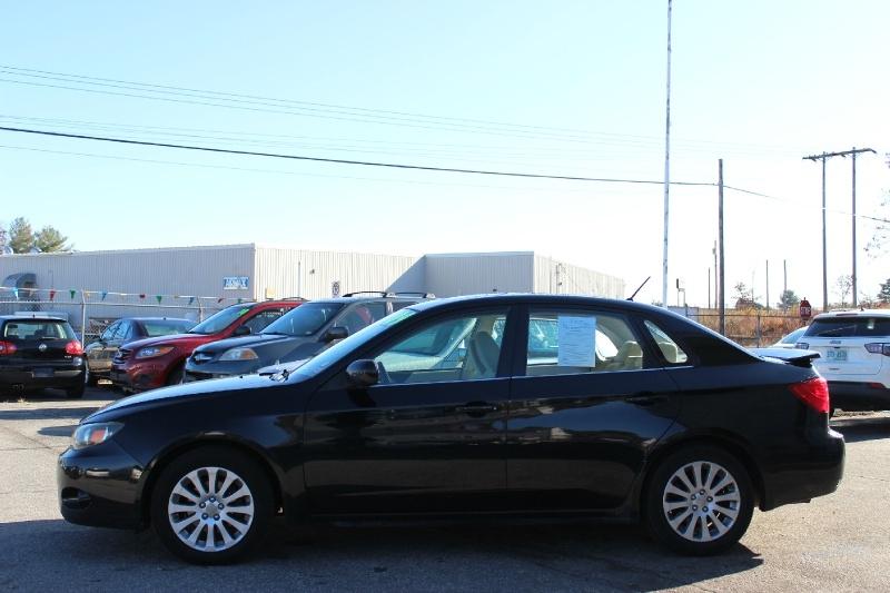 Subaru Impreza Sedan 2009 price $5,900