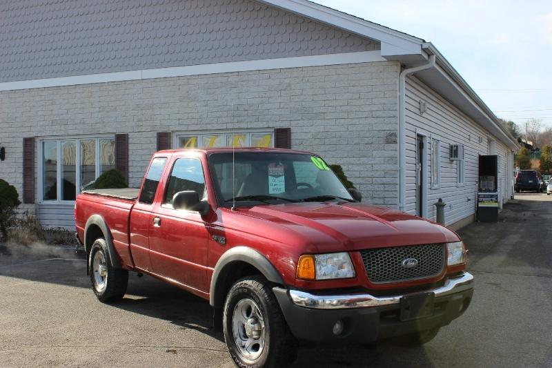 Ford Ranger 2002 price $4,999