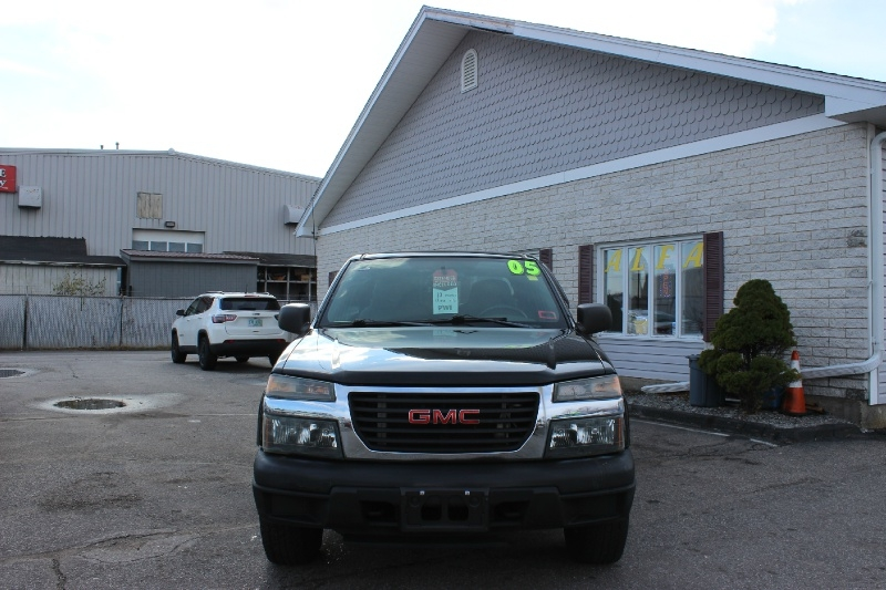GMC Canyon 2005 price $4,999