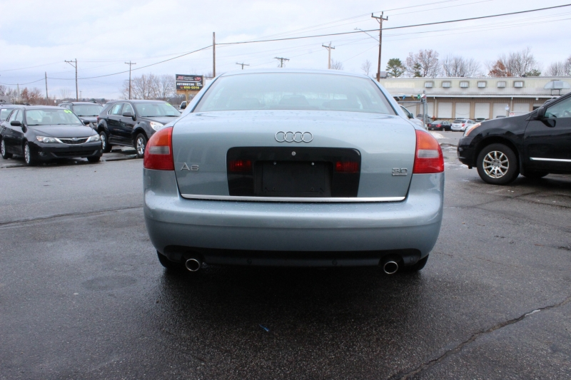 Audi A6 2002 price $4,999