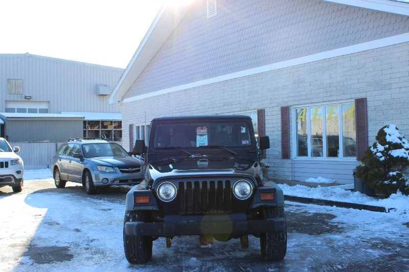 Jeep Wrangler 1998 price $5,450