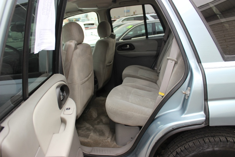 Chevrolet TrailBlazer 2006 price $3,299