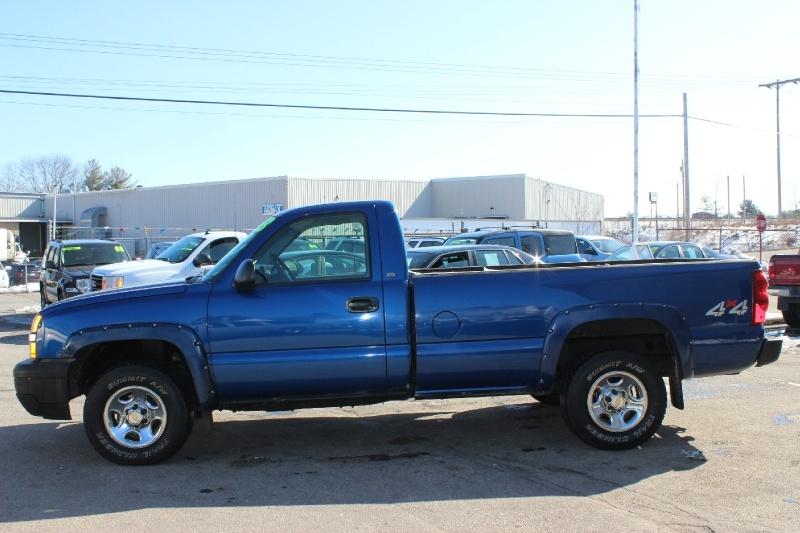 Chevrolet Silverado 1500 2003 price $5,999