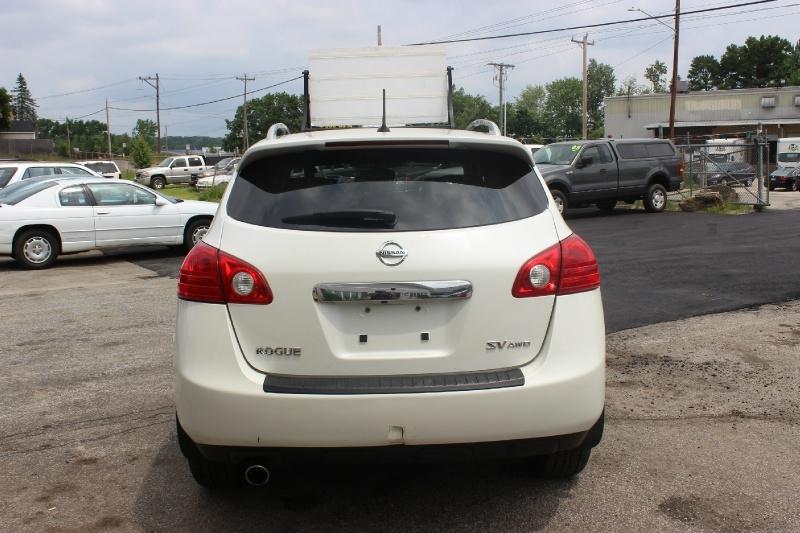 Nissan Rogue 2012 price $6,499
