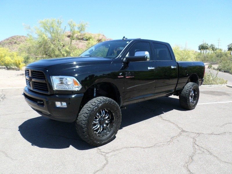 2015 Dodge Truck >> 2015 Dodge Ram 2500 4wd Crew Cab Longhorn Limited Diesel Lifted