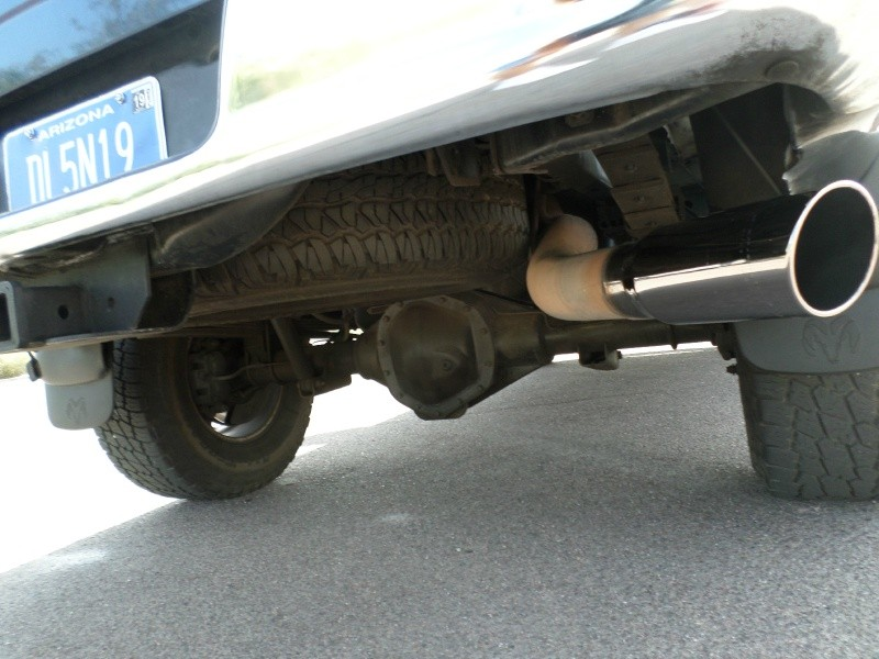 2006 Dodge Ram 2500 Exhaust System