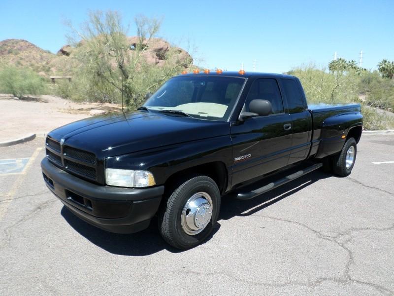 Dodge Ram 3500 Dually >> 1998 Dodge Ram 3500 4dr Quad Cab Dually Laramie Sport 5 9l 24v