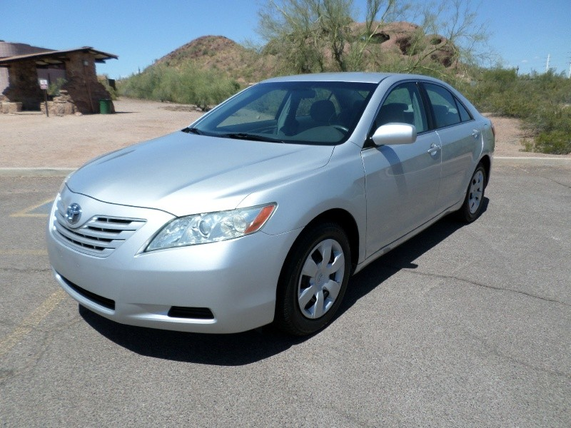 2007 Toyota Camry Ce >> 2007 Toyota Camry 4dr Sedan Ce Automatic 4 Cyl 1 Owner
