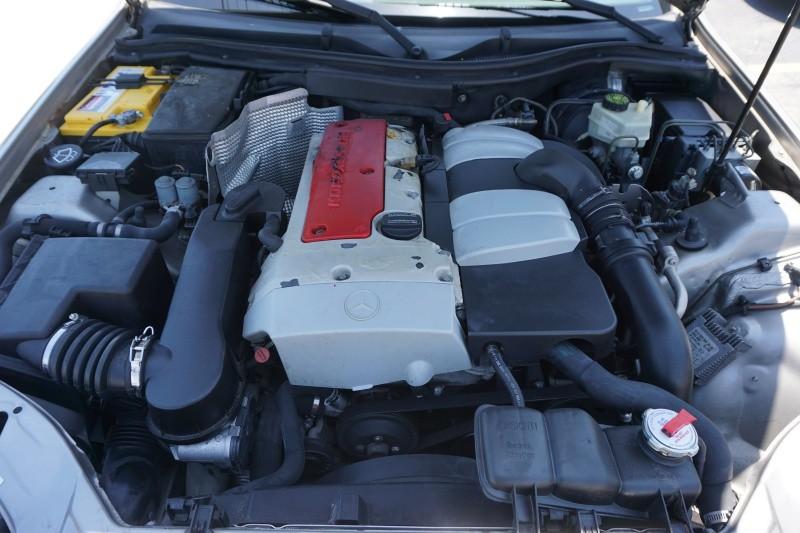 Mercedes-Benz SLK-Class 2003 price $5,499