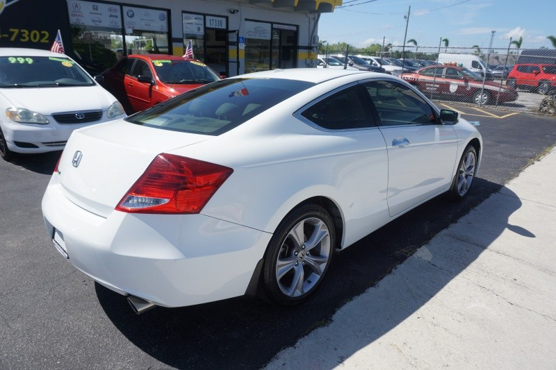 Honda Accord Cpe 2012 price $7,999
