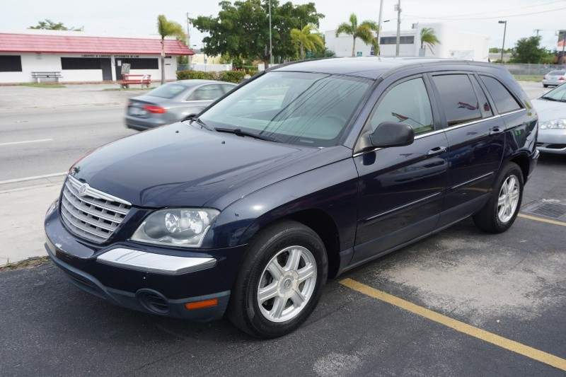 Chrysler Pacifica 2006 price