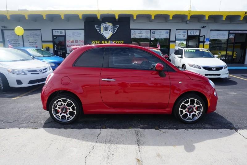 Fiat 500 2015 price $7,499