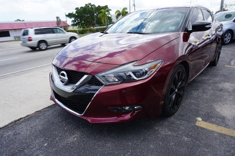 Nissan Maxima 2016 price $15,999
