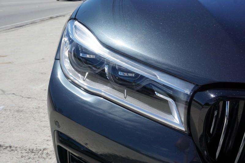 BMW 7-Series 2018 price $50,000