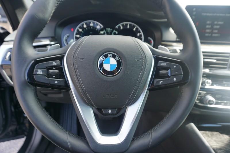 BMW 5-Series 2018 price $36,000