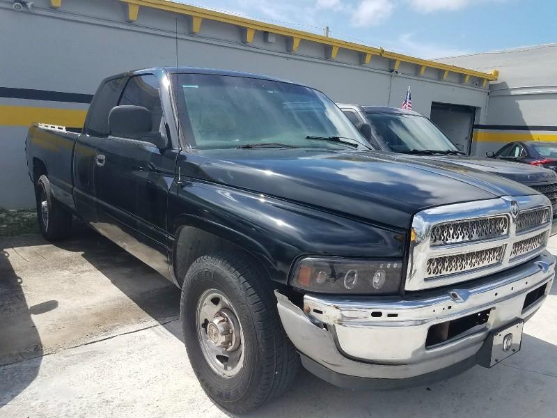 Dodge Ram 2500 1999 price $0