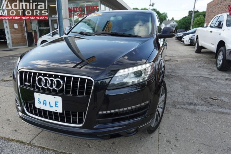 Audi Q7 TDI Premium Plus 2014 price SOLD