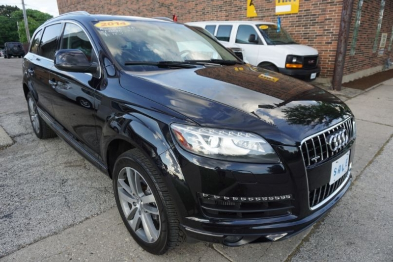Audi Q7 TDI Premium Plus 2014 price $18,980