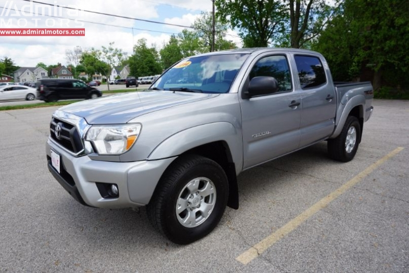Toyota Tacoma 2014 price SOLD