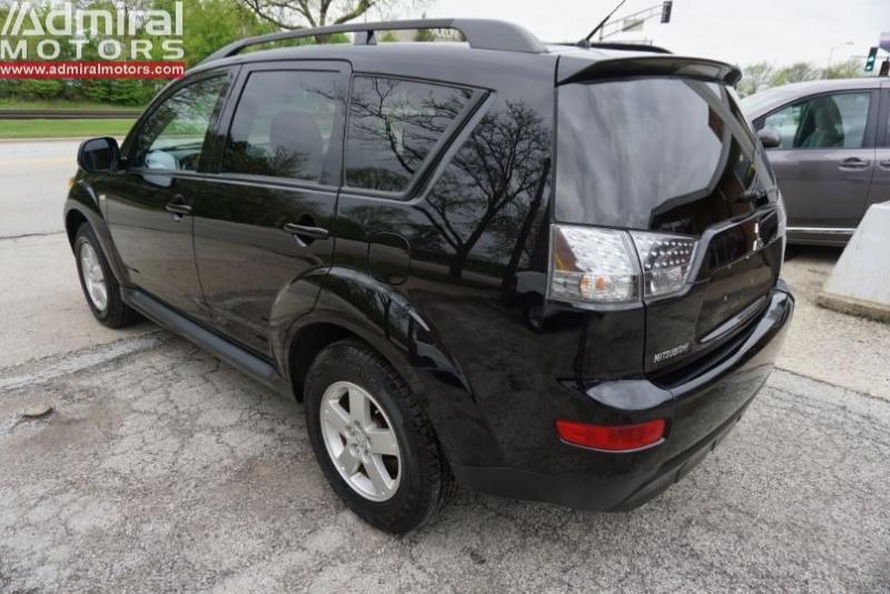 Mitsubishi Outlander 2009 price $4,995