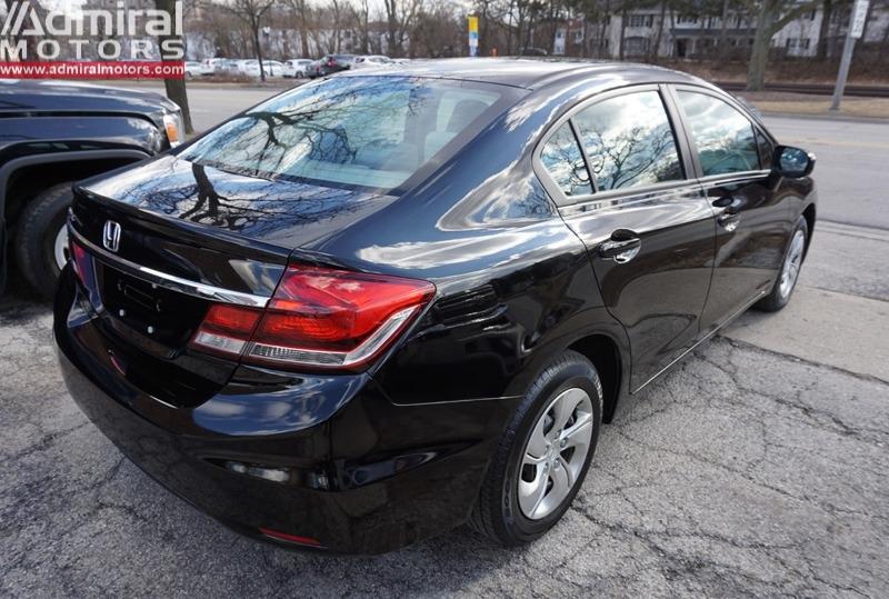 Honda Civic Sedan 2014 price SOLD