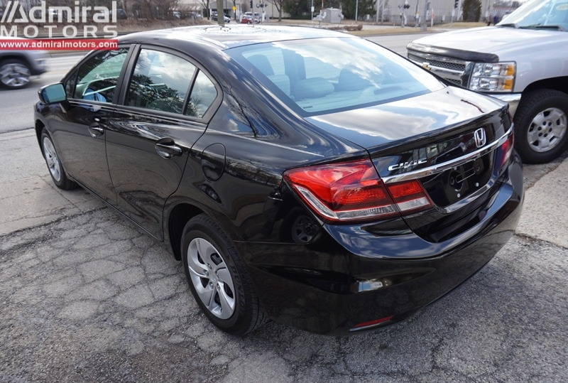 Honda Civic Sedan 2014 price $11,500