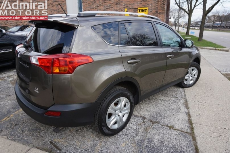 Toyota RAV4 2015 price $13,700