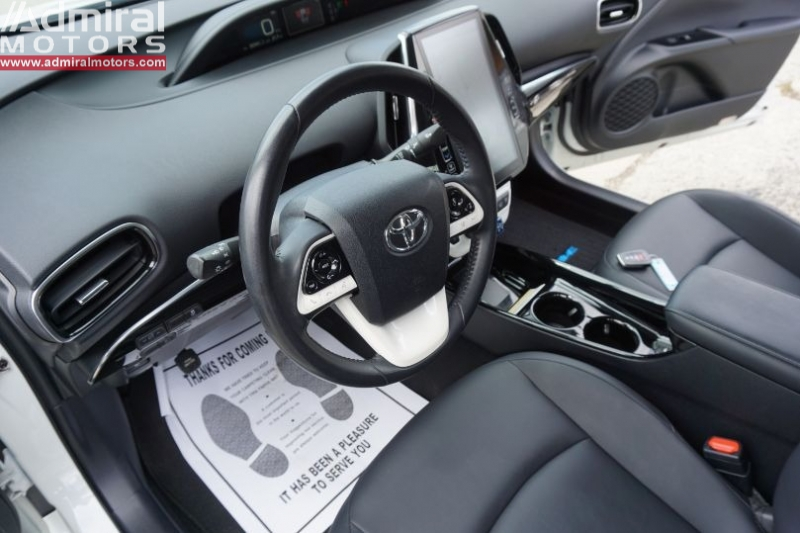 Toyota Prius Prime Premium 2017 price $22,800