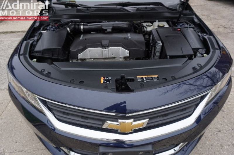 Chevrolet Impala 2015 price SOLD