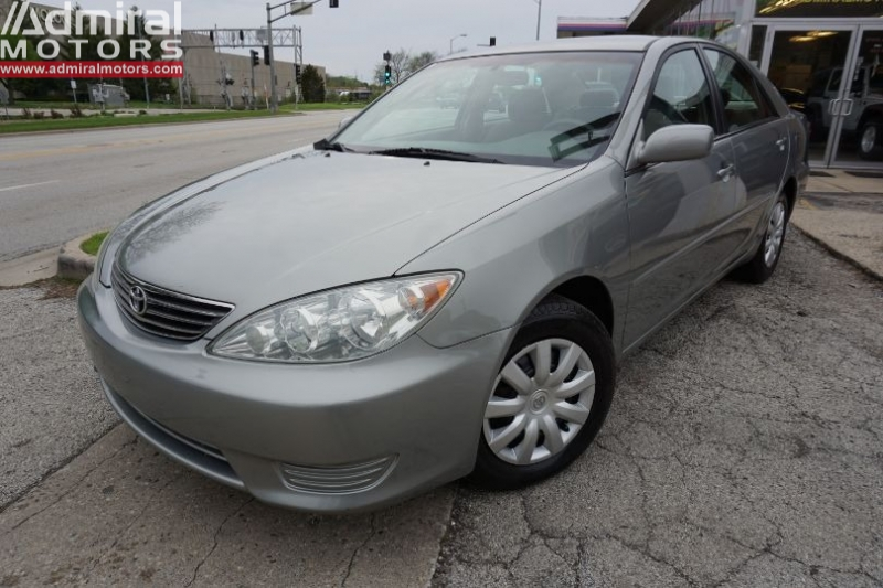Toyota Camry 2006 price SOLD