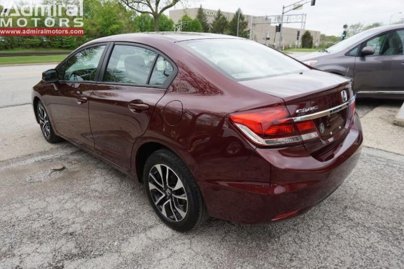 Honda Civic Sedan 2013 price SOLD