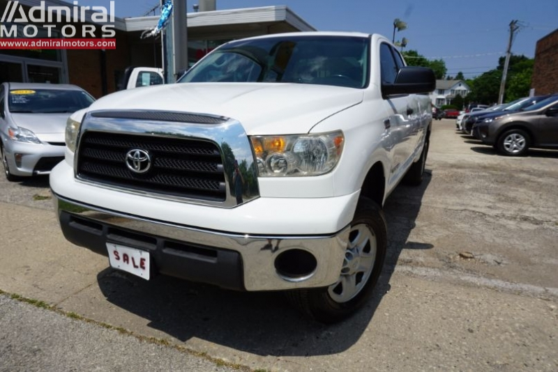 Toyota Tundra 4WD Truck 2008 price SOLD