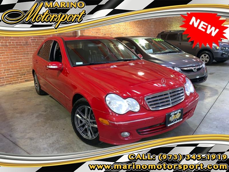 Mercedes-Benz C-Class 2005 price $4,450