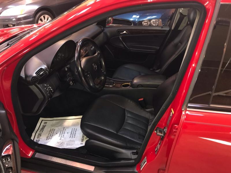 Mercedes-Benz C-Class 2005 price $4,400