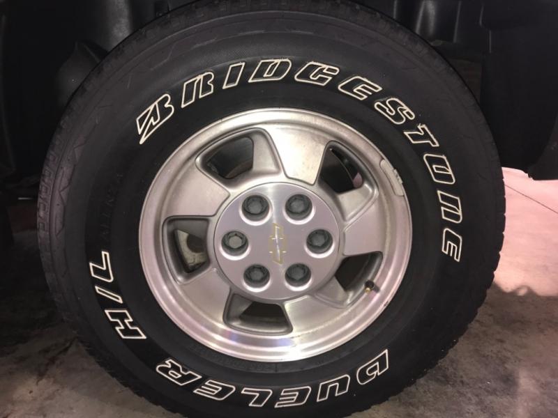 Chevrolet Tahoe 2003 price $0