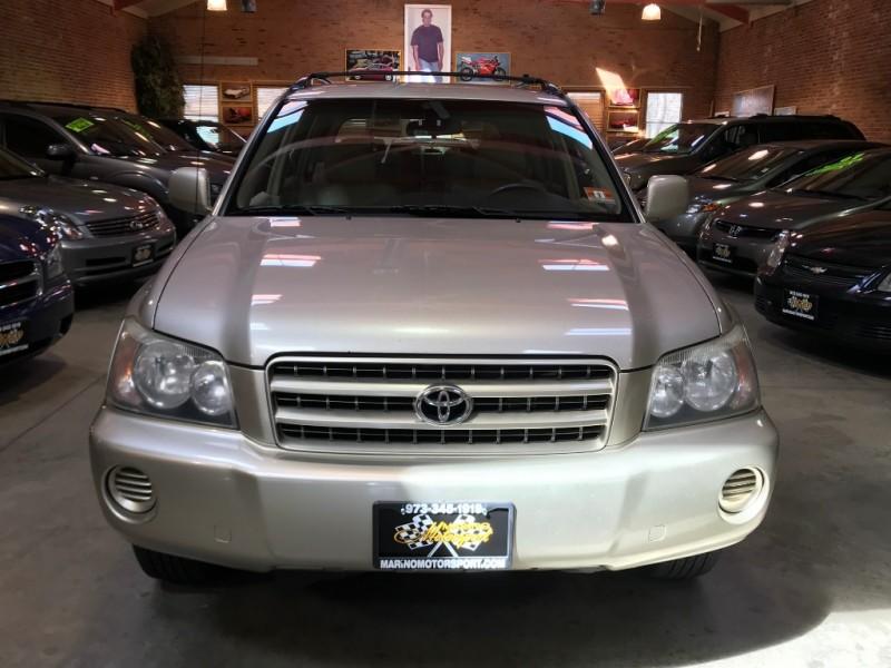 Toyota HIGHLANDER 2002 price $3,195