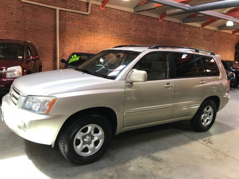 Toyota HIGHLANDER 2002 price $4,750