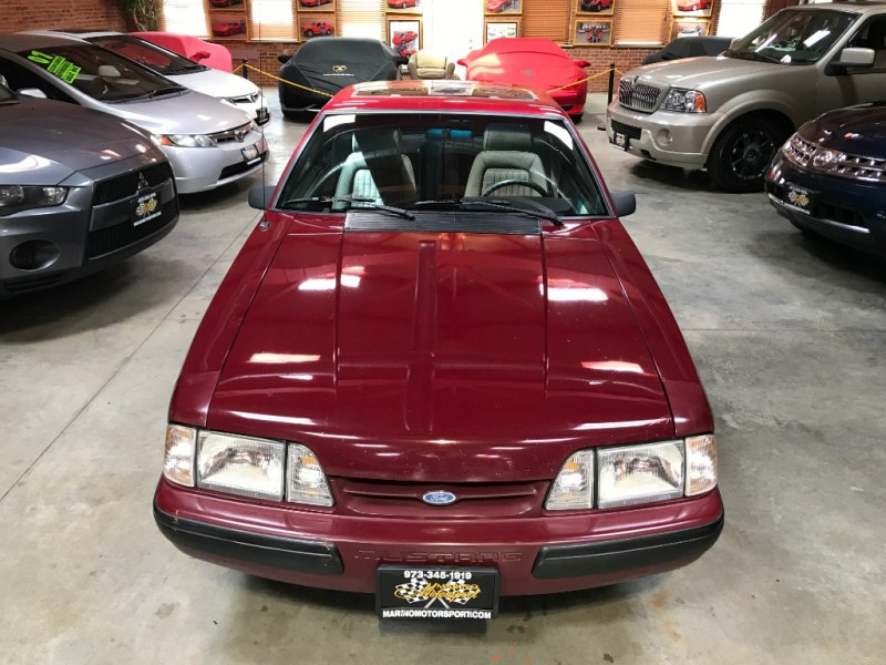 Ford Mustang 1989 price $5,500