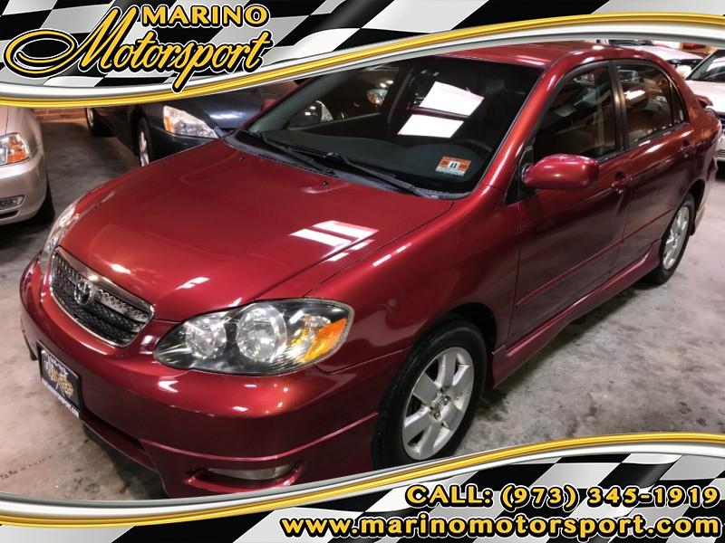 Toyota Corolla 2005 price $5,000