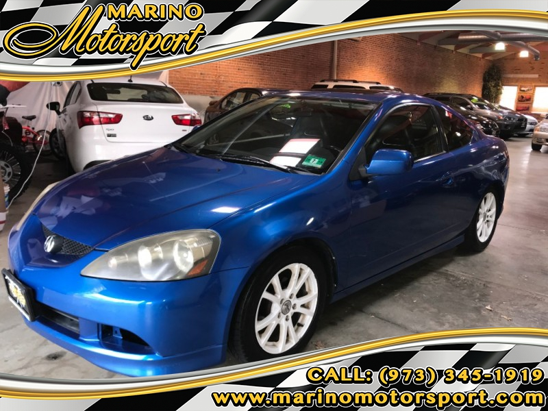 2005 Acura RSX  for sale VIN: JH4DC54835S018105