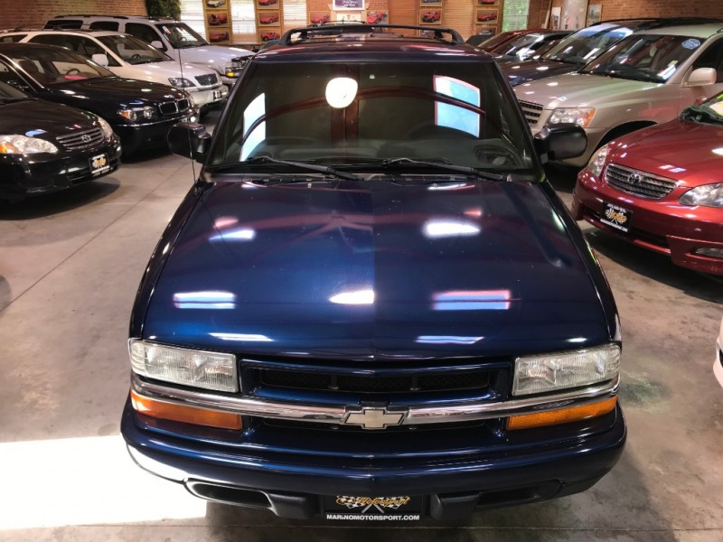 Chevrolet Blazer 2002 price $5,200