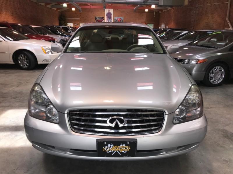 INFINITI Q45 2003 price $5,500