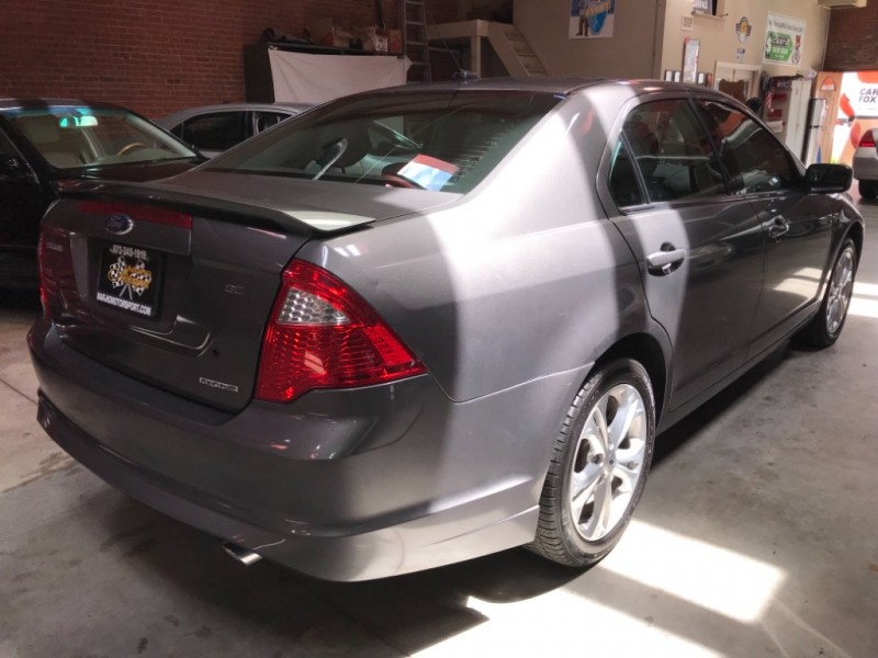 Ford FUSION 2012 price $7,895