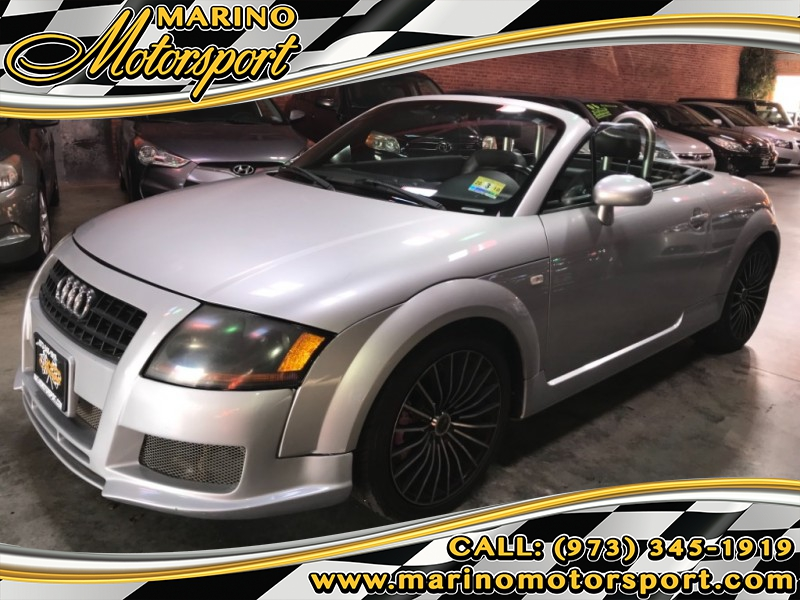 Audi TT Coupe 2001 price $3,895