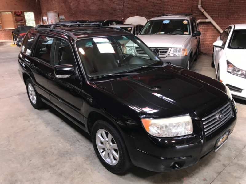 Subaru FORESTER 2008 price $6,250
