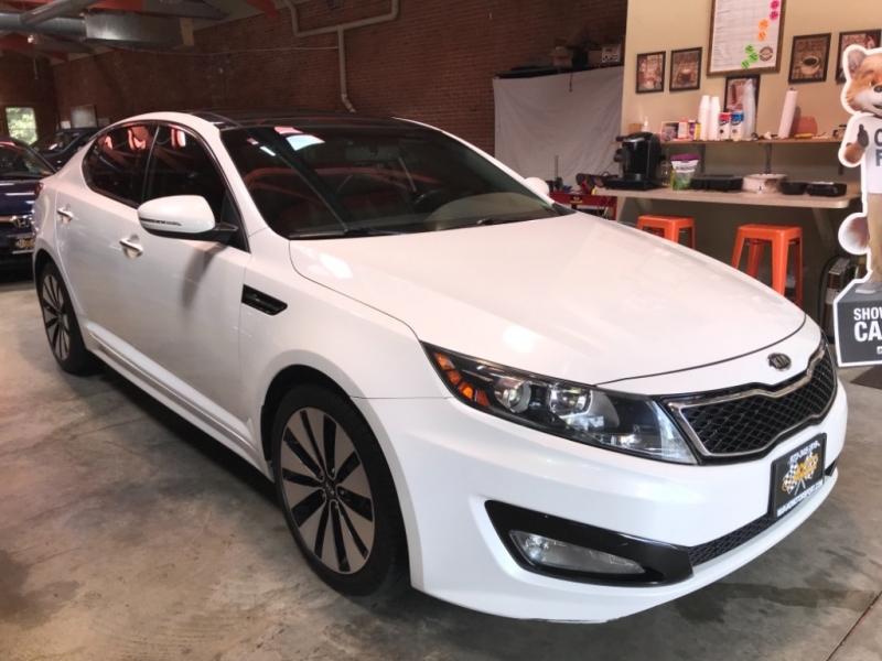 Kia OPTIMA 2012 price $7,895