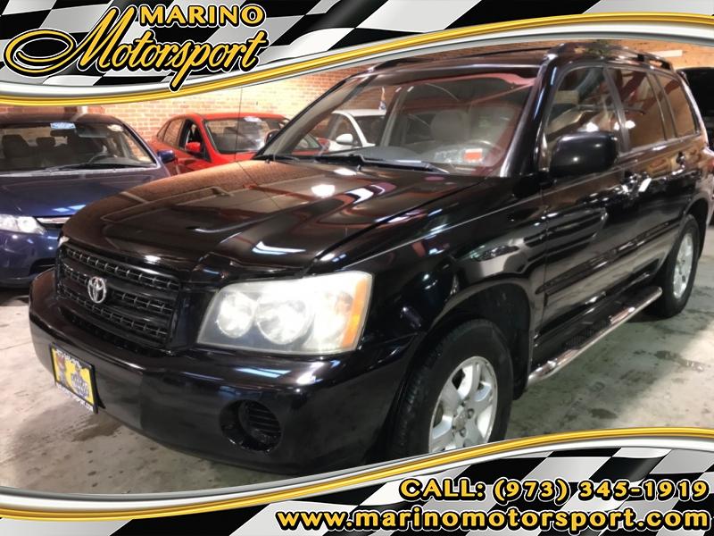 Toyota HIGHLANDER 2003 price $6,999