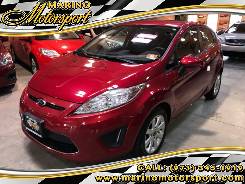 Ford Fiesta 2012 price $5,895