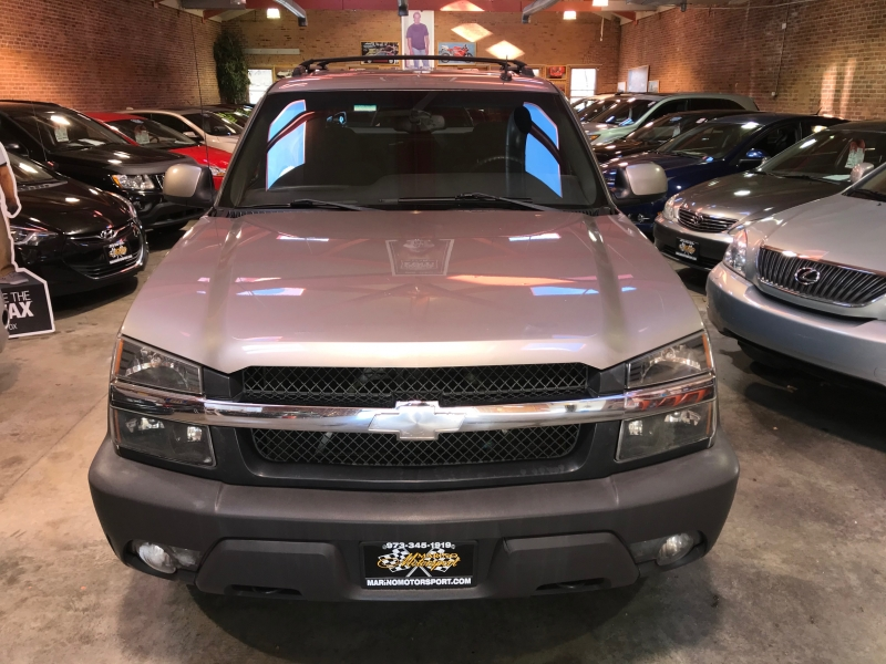 Chevrolet Avalanche 2003 price $5,795