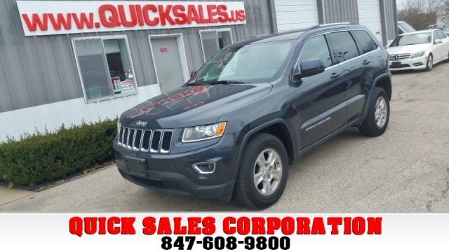 2014 Jeep Grand Cherokee 4wd Laredo 79k Jeep Warranty Til100k
